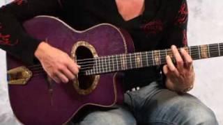 Gypsy Guitar: How to play a Gypsy Backbeat