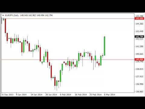EUR/JPY Technical Analysis for March 7, 2014 by FXEmpire.com