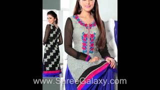 Casual Churidar Suit & Punjabi Salwar Kameez