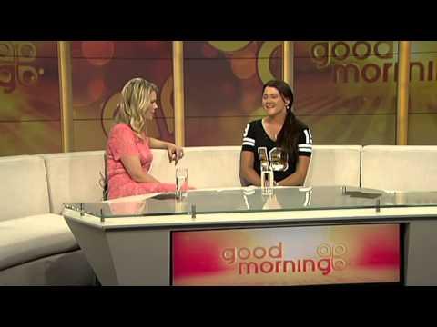 Free Riding - Good Morning Interview - Alycia Burton and Jeanette Thomas