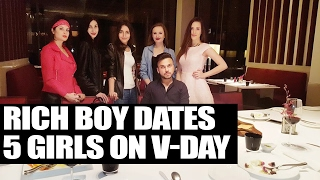 Watch: Gurgoan businessman used Facebook to dates 5 women ..