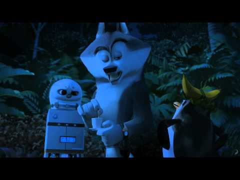 Os Pinguins de Madagascar |Trailer Dublado HD | 2014