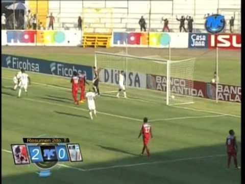 CD Olimpia 2-0 Deportes Savio
