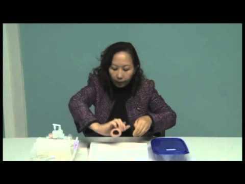 NAIL PRACTICAL Exam in NC do LARA PHẠM hướng dẩn