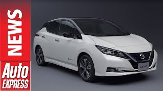 New 2018 Nissan Leaf revealed: electric pioneer is back on the charge. Auto Express.