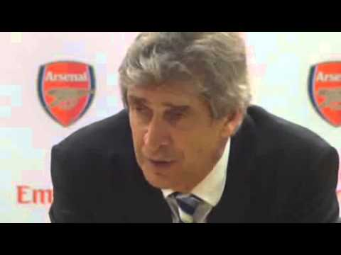 Manchester City 1 1 Arsenal: Manuel Pellegrini pleased about 'good week'