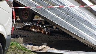NRWspot.de | Wetter-Esborn – Arbeiter stürzen vier Meter vom Dach – Zahlreiche Knochenbrüche