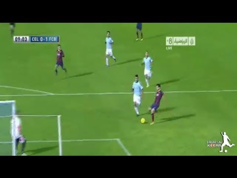 Celta Vigo vs Barcelona (0-3) All Goals & Highlights 29.10.2013 Celta Vigo 0x3 Barcelona