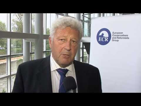 Robert Sturdy MEP on the EU trade and investment agreement negotiations with the US