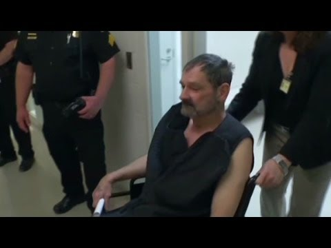 Kansas shooting suspect appears in court