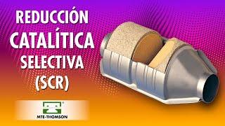 Sabes que es Reducción Catalítica Selectiva (SCR)?