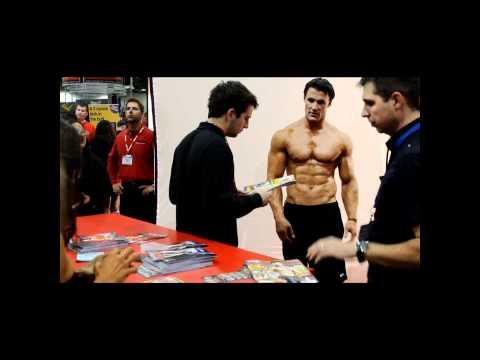 Greg Plitt - 2011 Arnold Expo