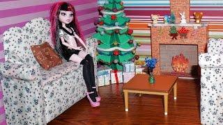 Como Fazer Um Sofá #2 Para Boneca Monster High, Pullip