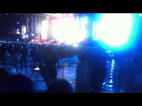 Eminem - Rap God Live Suncorp Stadium