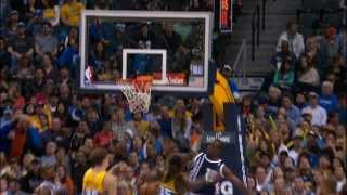 NBA Top 5 Plays: January 9th