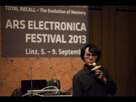 TOTAL RECALL - Symposium - HIroshi Ishiguro - EN