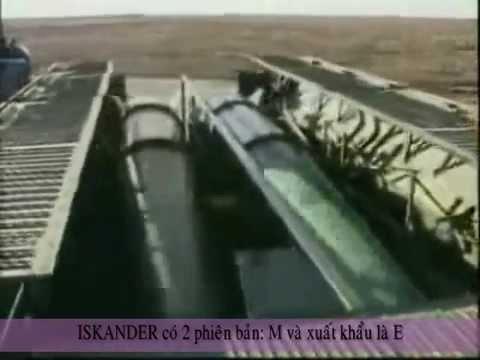 Việt Nam trang bị tên lửa IsKander có thể mang đầu đạn hạt nhân