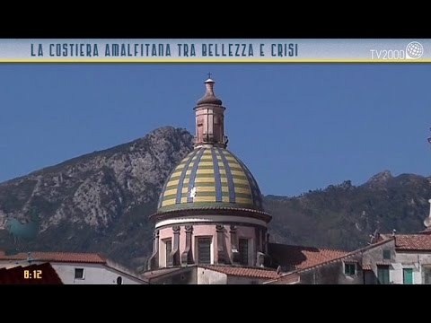 Il duomo di Amalfi e l'Apostolo Andrea