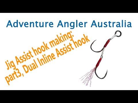 dual assist hooks