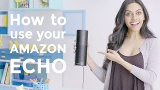 How to use the Amazon Echo Quickstart Guide | Howcast Tech