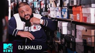 DJ Khaled on Working w/ Alicia Keys & Nicki Minaj on 'Nobody'   MTV News