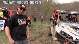 TRIPP PULLEN RACING THE TURBO CHARGED MAVERICK 4 SEATER. MadRam11 Багги Видео. Buggy Video.