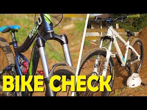 Boostmaster Bike Check - Freeride and Dirt Jump bikes!
