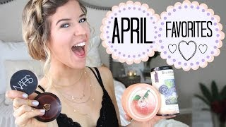 April Favorites: Makeup, Food, Music, Movies & MORE!