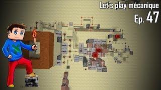 Let's Play Mécanique 2.0 ! - Ep 47 - Ascenseur hippique