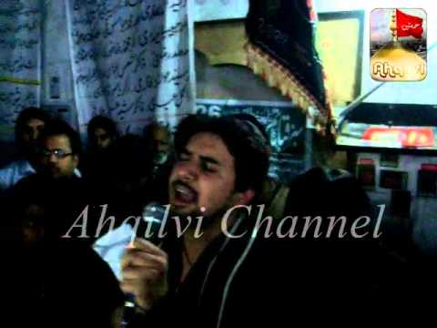 Live Farhan Ali Waris 2012 -(Hussain Hussain (AS) Kare) At Darbar Bibi Pak Daman 2012 Part-5