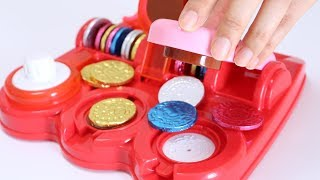 """New Cooking Toy """"Coin Shaped Chocolates Making Kit"""""""