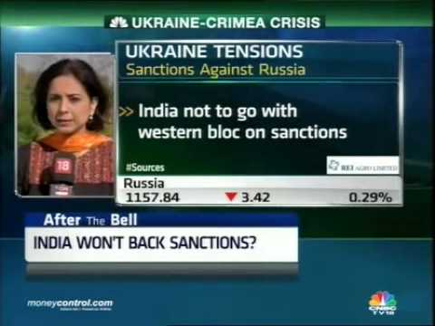 India won't back western sanctions against Russia: Sources