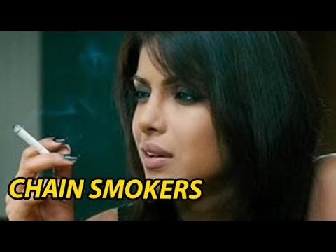 Top 5 Actresses Who Smoke In Real Life image
