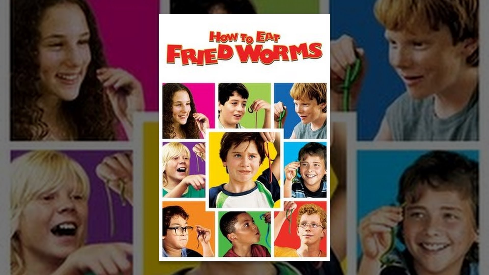 How To Eat Fried Worms 2006 Rotten Tomatoes