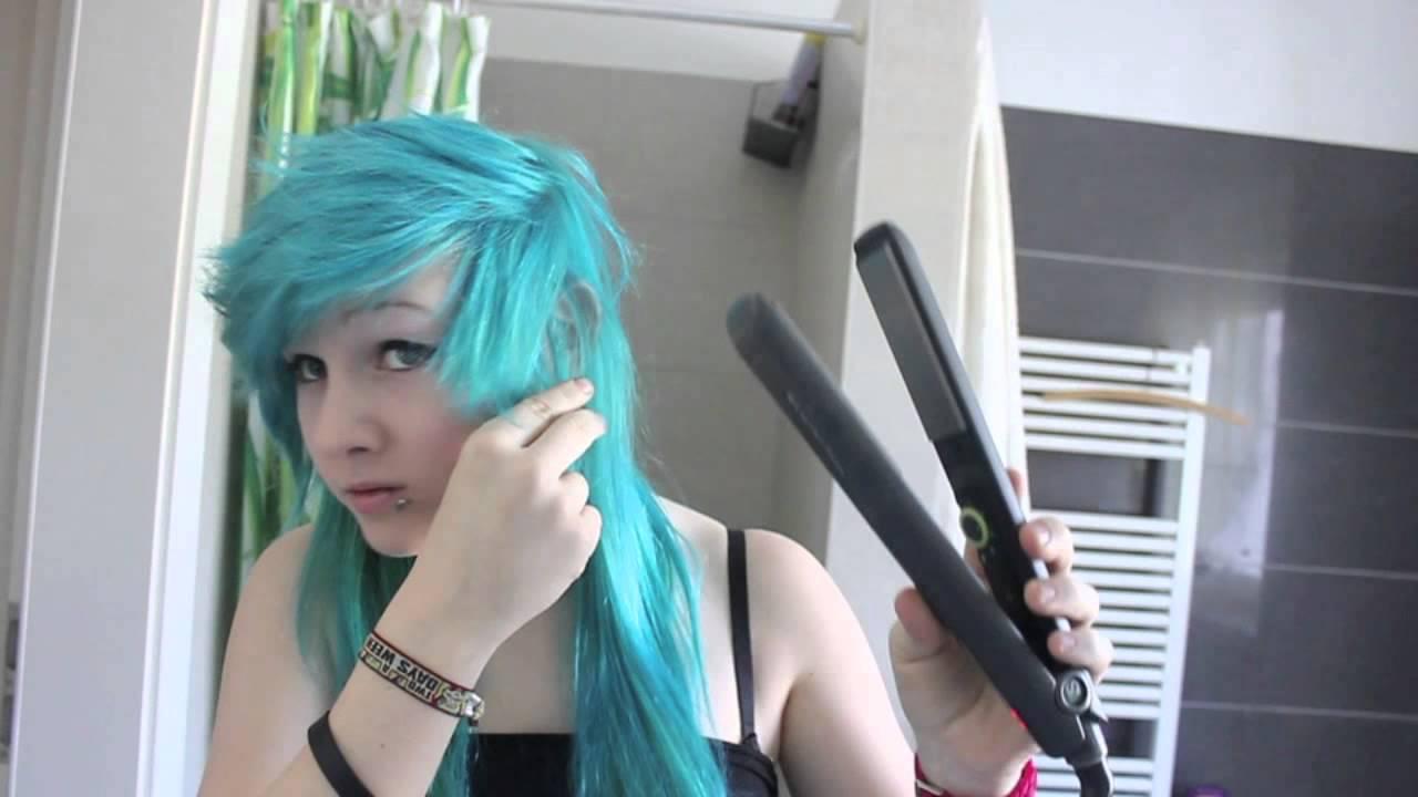 Jasi Misaki Destiny - How I get my hair so fluffy! - YouTube