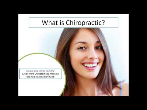 Chiropractic in Walnut Creek- What is it?