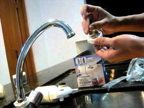 Como instalar o purificador de agua lorenzetti naturalis