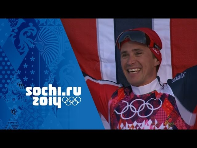 Cross-Country Skiing - Men's Sprint - Hattestad Wins Gold | Sochi 2014 Winter Olympics