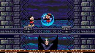 Castle Of Illusion Starring Mickey Mouse (Megadrive