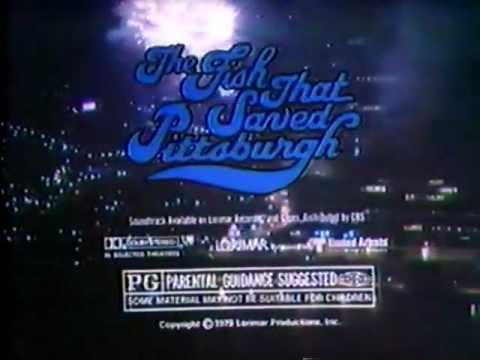 The fish that saved pittsburgh 1979 tv trailer youtube for The fish that saved pittsburgh full movie