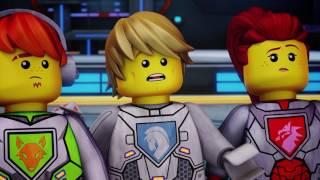 Lego Nexo Knights - 8 Černý rytíř