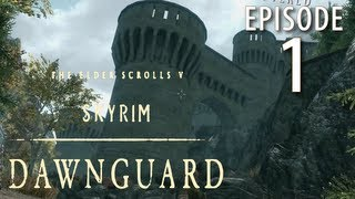 Skyrim: Dawnguard Walkthrough In 1080p, Part 1