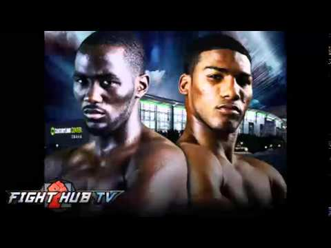 Terence Crawford vs. Yuriorkis Gamboa full media conference call