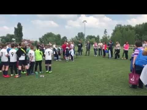 I. DAC Utánpótlás Kupa - Díjkiosztó (2019.05.19.)