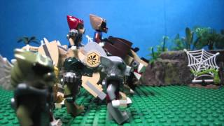 LEGO Legends Of Chima Episode 35
