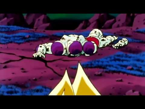 Frieza Begs Goku HD