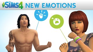 The Sims 4 - New Emotions Official Gameplay Trailer