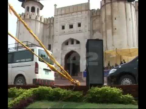 Full Dress Rehearsal Independence Day Ceremony Hazuri Bagh Pkg By Imran Younas City42