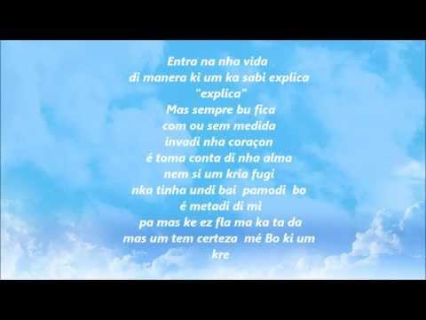 Djodje - Nha Musica [ Letra ] 2013