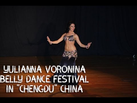 Yulianna Voronina - sensational magic belly dance lyrical song (رقص شرقي مصري) belly dancing